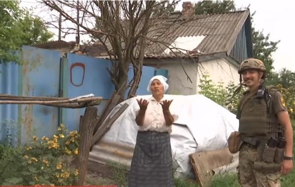 Учительница украинского языка из Горловки готова взять оружие и забрать родной город за ночь