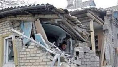 Разрушения в Горловке в результате обстрелов: СПИСОК улиц и домов