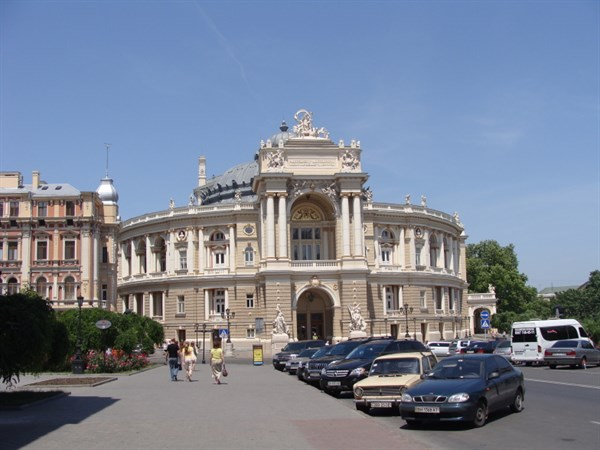 Что такого в центре Одессы, что многие хотят тут жить?