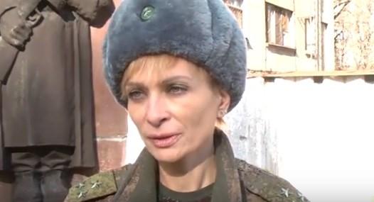 Боевик из Горловки Корса собирается заехать на парад победы в Киеве на молодом жеребце