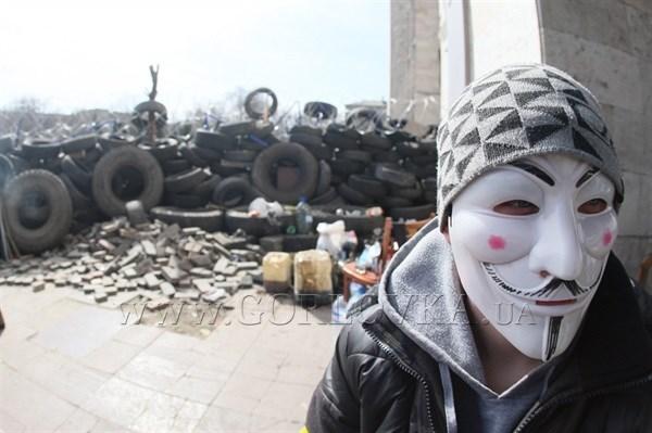 Свечи надежды: взгляд изнутри захваченной Донецкой облгосадминистрации глазами секретного информатора