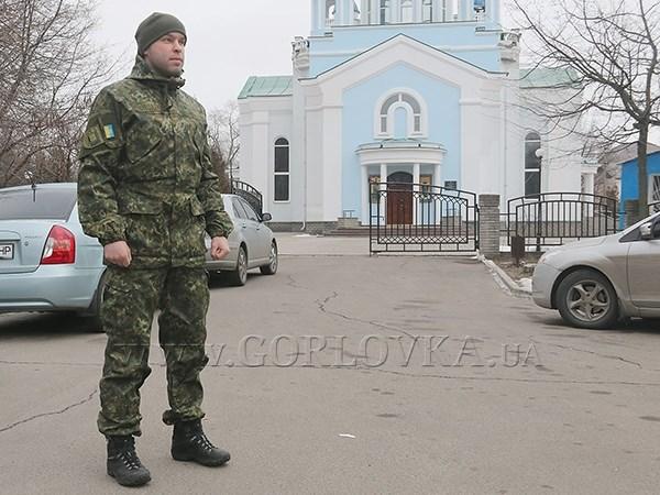 В райотделе милиции Горловки сейчас руководят те, кто раньше воровал батареи и мобильные телефоны