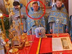 Безгрешник Василий: в Горловке патруль «ДНР» задержал пьяного попа-мажора. Но после звонка «свыше» его отпустили