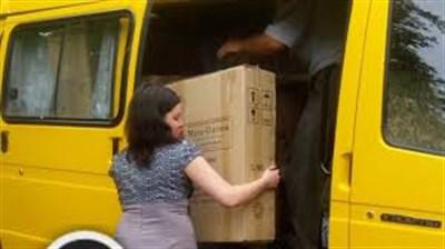 В столовой пищевого техникума в Горловке три дня будут выдавать гуманитарную помощь