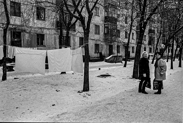 Горловка и Донецк в 1994 году. Киевский фотограф и донецкий писатель показали какими были эти города