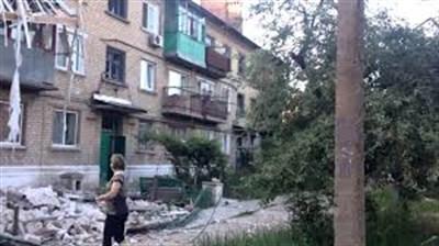 В поселке Гольмовский может произойти экологическая катастрофа из-за обстрелов