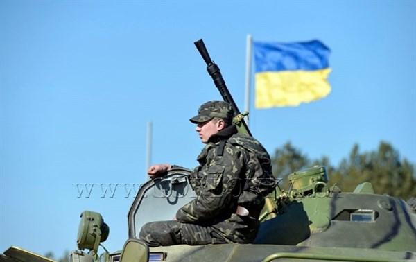 Украинские военные возле Горловки отмечают возростание техники противника и работу диверсионных групп