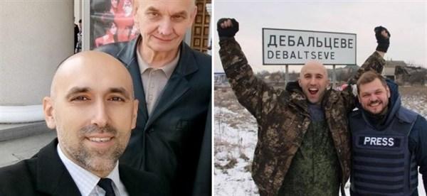Обращение к Зеленскому придумал преподаватель из Горловки. Его путают с журналистом Гремом Филлипсом