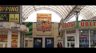 """Торговый дом """"Пассаж"""" в Горловке: путь от роскошной кулинарии до китайского ширпотреба (ВИДЕО)"""