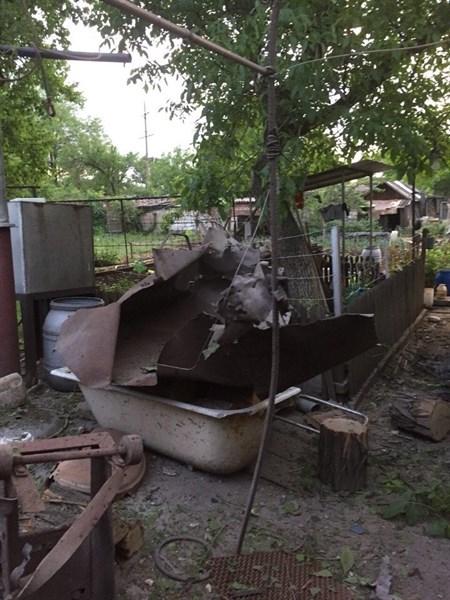 В поселке Зайцево двое погибших в результате обстрела