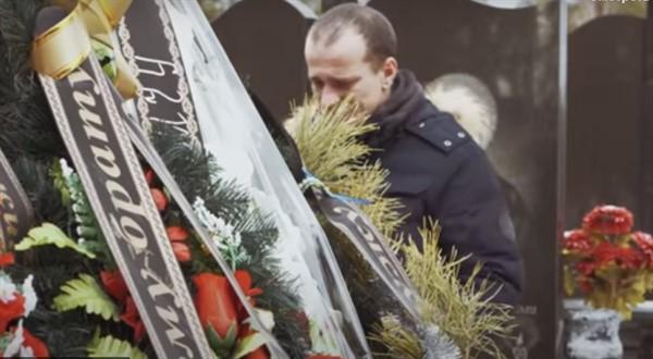 Освобожденный из плена «ДНР» горловчанин набил татуировку отца. Он не дождался его освобождения