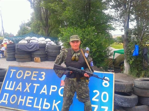 """Мэр Горловки от """"ДНР"""" выдает боевика за мирного жителя и рассказывает о его ранении"""
