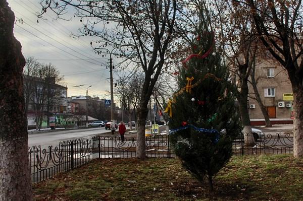 12 мгновений зимы в Горловке: вот так выглядит город в эти дни