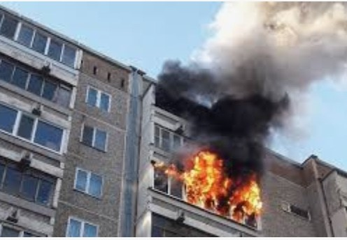 В Горловке при пожаре сгорела 92-летняя женщина