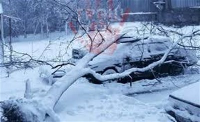 """В """"ДНР"""" синоптики прогнозируют ухудшения погоды. Без света остаются несколько населенных пунктов"""