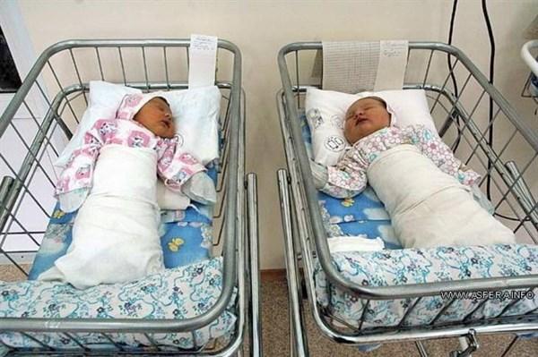 На прошлой неделе в Горловке родилось 11 детей, в сентября на свет появился 61 горловчанин