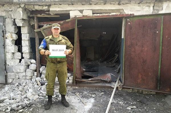 Не мирная Горловка: ситуация 10 дней обострившегося военного конфликта