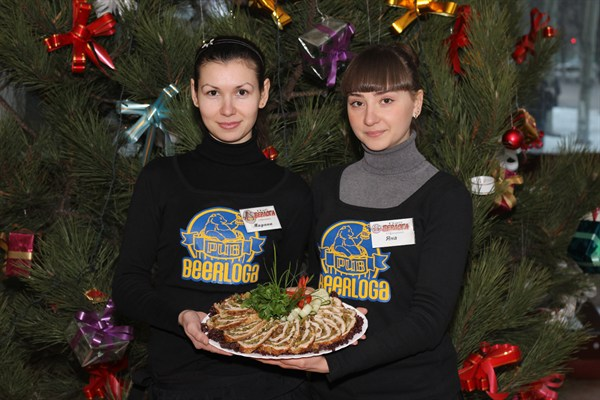 Чем удивить за рождественским столом? Рецепт от шеф-повара Виталия Арефьева