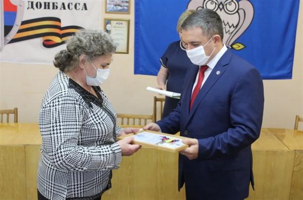 Сегодня в Горловке семь семей получили квартиры из маневренного фонда (ВИДЕО)