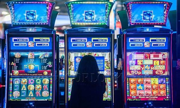 Игровые автоматы онлайн на деньги в Украине