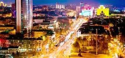 """Донецк в будний день: местный житель устроил """"покатушки"""" для скучающих за родным городом"""