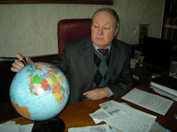 Вечная память: перестало биться сердце Заслуженного журналиста Украины, главного редактора газеты «Кочегарка» Эдуарда Каштановского