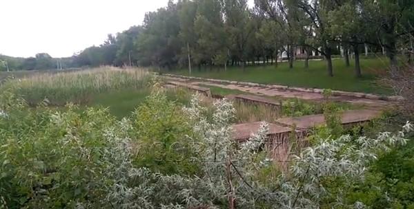 Клабдище, аллея летчиков и яблоневый сад на Короленковских ставках: какой Горловку помнят жители