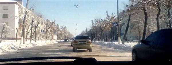 На автомобиле по Горловке: местный житель провел обзорную экскурсию по городу