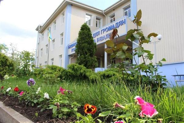 Горловский дом-интернат для пожилых людей стал военной базой для российских наемников