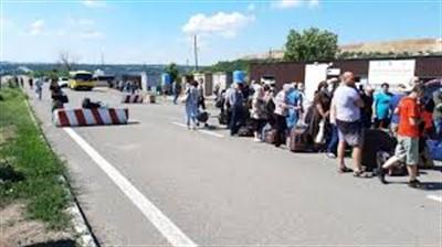 """За время карантина из """"ДНР"""" хотели выехать 12 тысяч человек"""
