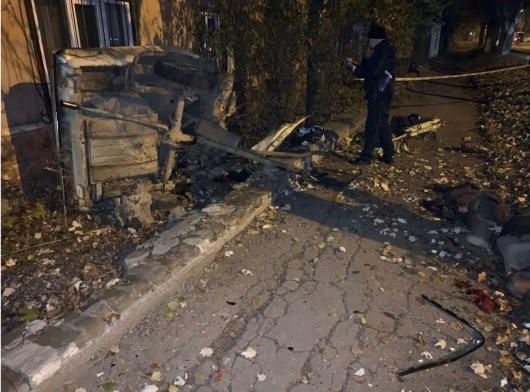 Машину разорвало пополам: ДТП в Горловке с тремя смертями. Появились фотографии