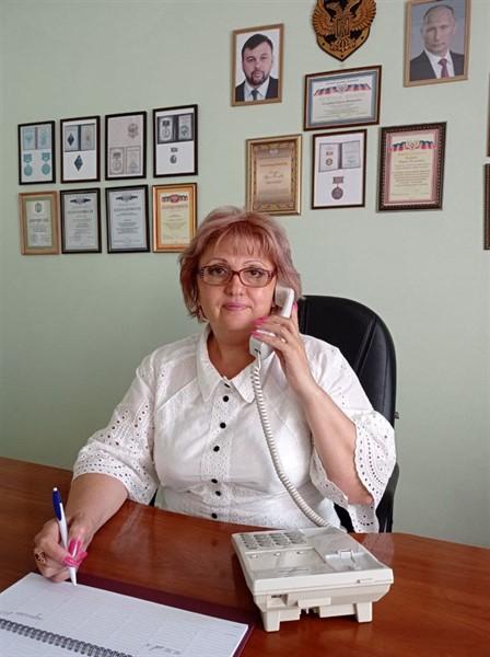 22 июля в Горловке - прямая линия с начальником городского управления образования. Звоните!