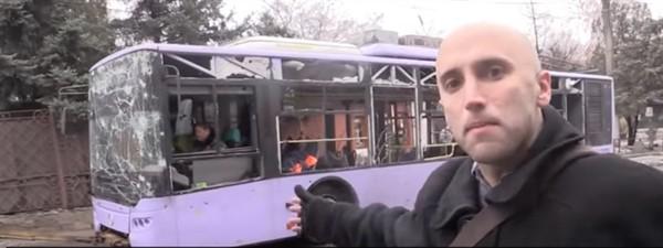 """""""48 часов в Донецке"""": английский блогер показал город, пообщался с жителями и главарем """"ДНР"""""""
