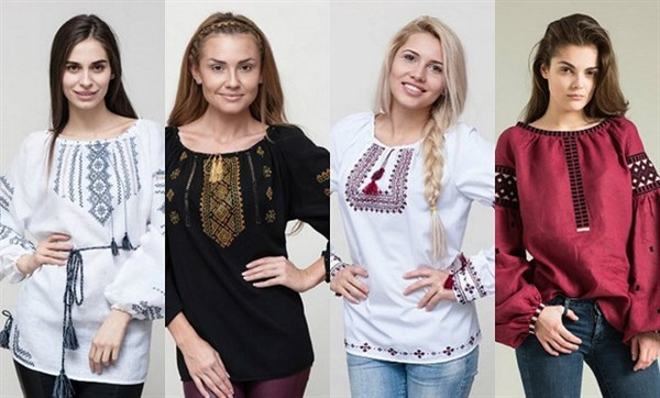 Українська вишиванка: різноманітність вишиванок по регіонах