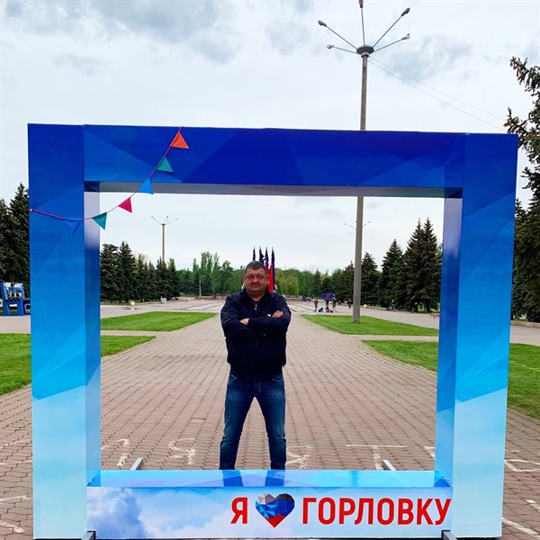"""В Горловке на празднике """"ДНР"""" было 65 тысяч человек - Иван Приходько"""