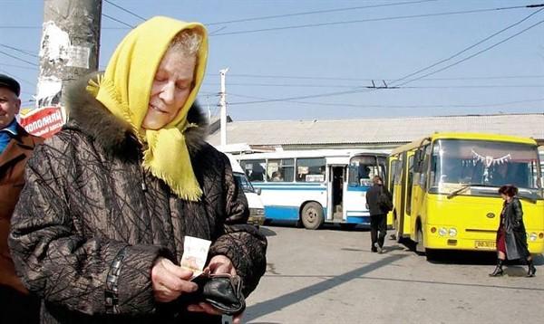 Долги перед пенсионерами-переселенцами составляют миллиарды гривен