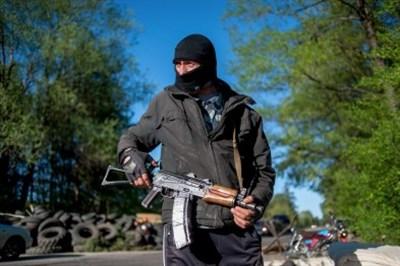 Горловчанин, служивший боевикам, получил 8, 5 лет лишения свободы