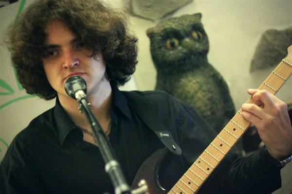 «Человек-огонь» - музыканты «Тим Талер» выступили с презентацией нового альбома в Горловке