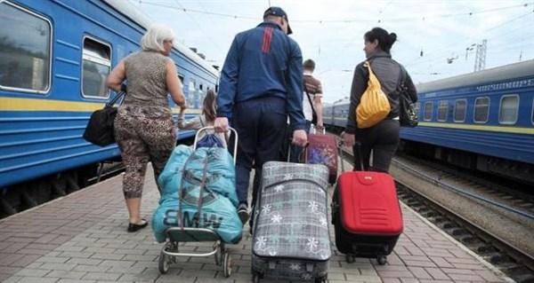 Три вида проверок предусмотрены для переселенцев с Донбасса