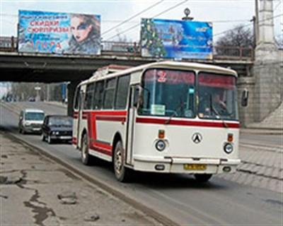 В горловском поселке Озеряновка не хватает автобусов