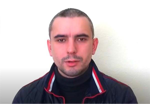"""Группировка """"ДНР"""" три года удерживает в плену горловчанина Виктора Дзицюка. Он поседел от пыток"""