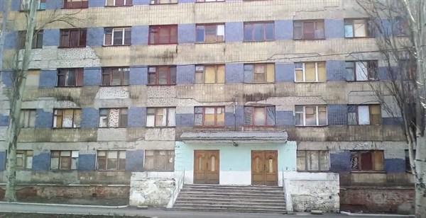Удручающие виды Горловки: общежитие иняза и дом по Рудакова, как напоминание войны