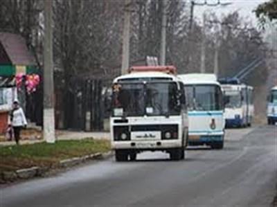 В Горловке временно сократят автобусный маршрут №6