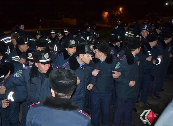 Горловская милиция в ожидании отмашки: в ближайшие дни решится, поедут ли наши ППСники на Евромайдан