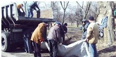 В Горловке к уборке города будут привлекать местных жителей