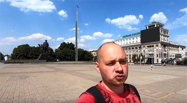 """Российский блогер был в Донецке, Луганске и Седово. Он узнал, почему жители ненавидят власти и военных """"ДНР"""""""