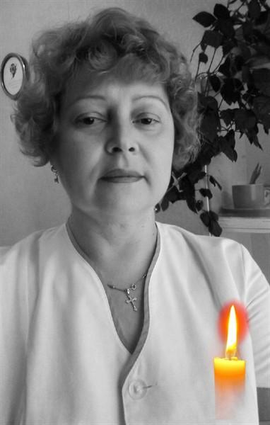 В Горловке от Covid умерла врач-терапевт Наталья Пивоварова