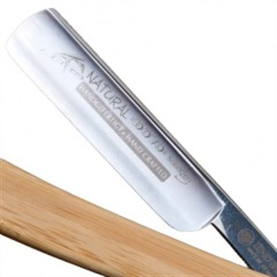 Опасная бритва для гладкости кожи и ровных контуров