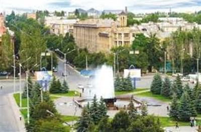 Старая Горловка: как выглядел центр города  в 50-60-х годах