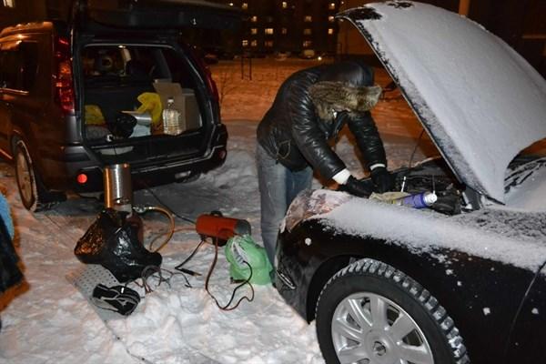 Секреты моноэтиленгликоли, или Чем необходимо запастить, чтобы автомобиль не замерз